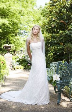 Wedding Dress #spring #inspiration   Like Us on Facebook for Valentines Contests and Giveaways ......... www.facebook.com/586eventgroup www.586eventgroup.com