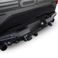 Buy 2017 Ford Raptor HoneyBadger Rear Bumper - RaptorParts.com