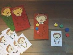 Games For Kids, Diy For Kids, Activities For Kids, Portraits For Kids, Cadeau Parents, Creative Box, Family Crafts, Montessori Activities, Educational Games