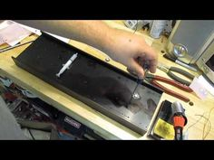 How to DIY Aquraium CREE LED Fixture (Part 1) - YouTube