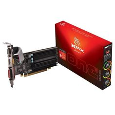XFX AMD Radeon HD 5450 2GB GDDR3 VGA/DVI/HDMI PCI-Express Video Card