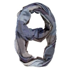 27.60$  Buy now - http://vignu.justgood.pw/vig/item.php?t=i7yhgee18266 - Blue Spencer Plaid Infinity Scarf 27.60$