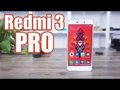 Xiaomi Redmi 3 Pro, review en español - YouTube