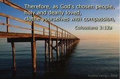 Colossians 3:12a