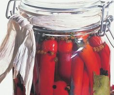 Pickled chillies recipe | Food To Love
