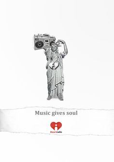 Music is soul. by Berat Hocaoglu supported by iHeartRadio