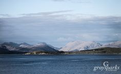 Lismore view- Mull by graysparks photography, Scotland