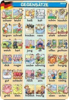 Risultati immagini per przedmioty szkolne po niemiecku