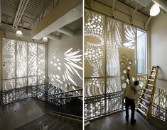 tyler school of art temple university students create patterning porosity facade tyler-school-of-art-patterning-porosity-designboom02