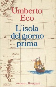 L'Isola del Giorno Prima, Umberto Eco