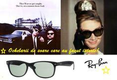 Istoria ochelarilor de soare care au făcut istorie – Ray-Ban | Outlet online
