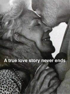 old couples are the cutest! <3 <3