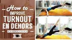 How To Improve your Turnout / En Dehors | Lazy Dancer Tips
