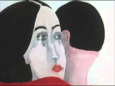 The Queens Monastery (Water Colour Animation). Conceived, animated and directed by Emma Calder Wiener Philharmoniker, Online Mood Board, 20th Century Music, 1q84, Haruki Murakami, Sad Eyes, Ballet, Orchestra, My Music