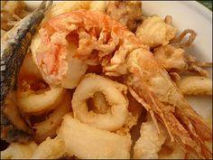 Italian Kitchen Secrets: Fried fish mix ( Fritto misto di pesce)
