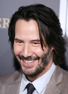 Keanu Reeves - 'John Wick Chapter 2' premiere in Los Angeles on January 30