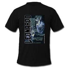 Leonardo´s Herz T-Shirt   Blog der Ideen - der etwas andere Shop