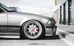 BMW E36 3 series silver slammed Bmw E36 318is, Bmw Cars, Cars Auto, E36 Coupe, Bavarian Motor Works, Hot Rides, Car Wheels, Modified Cars, Manual Transmission