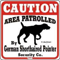 German Shorthaired Pointer Sign #germanshorthairedpointerdecor