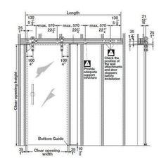 Sliding Glass Patio Doors Love The Offset Grille Pattern - Standard sliding patio door size