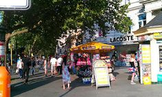 A run along Berlin's Kurfürstendamm takes you past a lot of old-world charm
