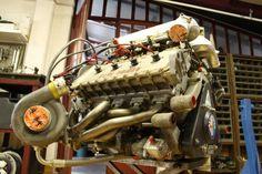 Alfa Romeo F1 engine