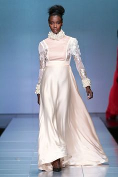 MBFW AFRICA 2013 - M Couture Collection. Credit: SDR Photo Couture Collection, Africa, Victorian, Dresses, Fashion, Gowns, Moda, Fashion Styles, Dress