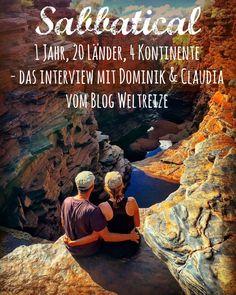Das Sabbatical Interview auf PASSENGER X: Claudia & Dominik über ihre einjährige Weltreise durch 20 Länder auf vier Kontinenten