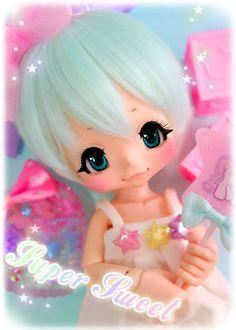 Kiki Kinoko Juice doll