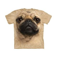 Pug T-Shirt, 19€, now featured on Fab.