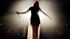 Florence Welch inspires me as an artist, singer, and as a woman who loves costumes. The stage presence she has and the flowing gowns mystify me each time then I hear that powerful haunting voice. I just die.