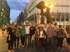 """Madrid - Puerta del Sol """"El oso y el madroño"""""""