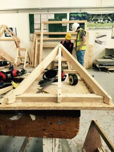 Pyramid Roof Framing For the pergola Maybe cover with ...