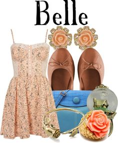 """Belle"" by agust20 on Polyvore"