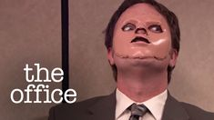 First Aid FAIL // The Office.  Oh, that poor first aid trainer.  Loved this show so much.