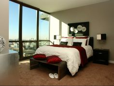 Apartments for rent in downtown Chicago with views of the city. Trio Apartments in Chicago with many resident amenities. Apartments for rent in Chicago.