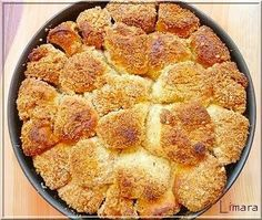 Recipes, bakery, everything related to cooking. Cake Recipes, Snack Recipes, Snacks, Hungarian Recipes, Christmas Sweets, Caramel Apples, Just Desserts, Sweet Tooth, Bakery