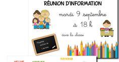 La maternelle de Laurène: Affiches pour porte