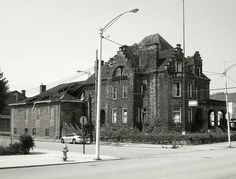 McKeesport Castle (the Hitzrot House) by Equinox27, via Flickr