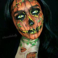 Halloween Makeup 2017!!!!