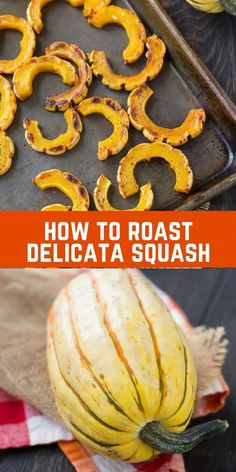 Lower Excess Fat Rooster Recipes That Basically Prime Learn How To Cook Delicata Squash With This Easy Roasting Method Spoiler Alert: No Peeling Necessary Pumpkin Recipes, Vegetable Recipes, Vegetarian Recipes, Cooking Recipes, Healthy Recipes, Primal Recipes, Veggie Food, Delicata Squash Roasted, Butternut Squash