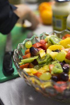 Fruit salad #fresh #vegetarian #healthy #fruit #benefits