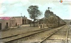 Tequila Jalisco, ferrocarril.