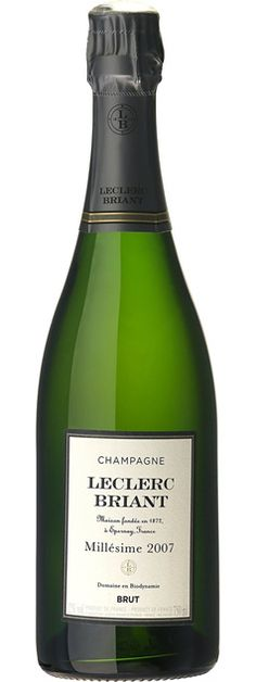 Sjokkerende god Champagne
