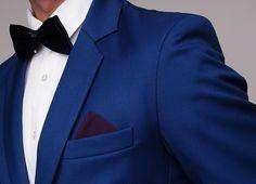 Kolekcja 2016 New York Suit w kolorze atramentowym