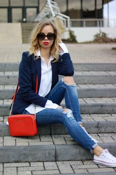 Casual chic - my absolut favorite style! I'd say casual chic is my style - it's just totally me. But what does casual chic mean?