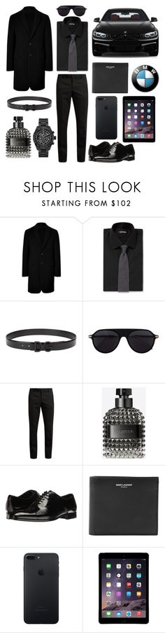 """I let you in and you destroyed me"" by theodor44444 ❤ liked on Polyvore featuring Jil Sander, Tom Ford, Dolce&Gabbana, Thom Browne, Yves Saint Laurent, BMW, Valentino, Giorgio Armani, TAG Heuer and men's fashion"