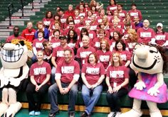 Team UHS at the 2014 Heart Walk