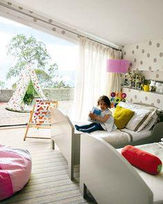 9 cool share bedrooms | nooshloves