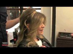 Aprenda a fazer uma tiara com seu cabelo  <3
